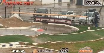 Campeonato de España 1/8 TT Gas Lebrija - Entrenos cancelados por lluvia hasta nueva orden
