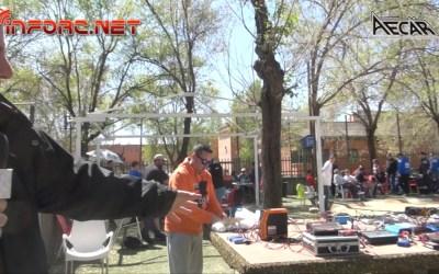 Video - Paseo por el paddock. Campeonato de España 1/10 2WD Coslada