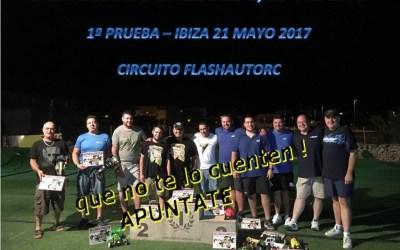 21 de Mayo - Primera prueba Campeonato de Baleares 1/10 2WD