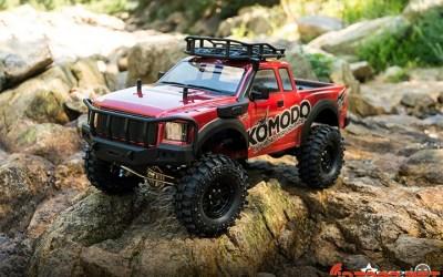 Oferta Modelspain - Crawler G-Made Komodo versión RTR