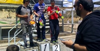 Crónica - Segunda prueba Open Merlin La Rioja 1/8 TT eléctrico