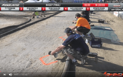 Video - Final buggy Campeonato Nacional ROAR. Victoria para Tebo.