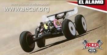 24 y 25 de Junio - Cuarta prueba Campeonato Zona Centro 1/8 TT Eléctrico en El Alamo