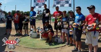 Crónica - Tercera prueba del Campeonato de Madrid 1/8 TT Gas 2017