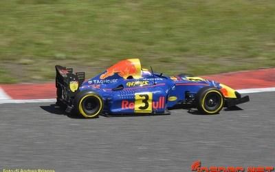 Toni Gil, Campeón de Europa 1/5 F1 2017, nos cuenta cómo vivió la carrera en la que se hizo con el título. Video.