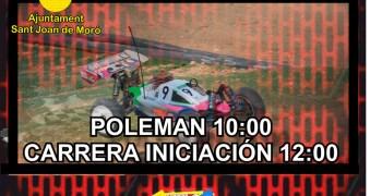30 de Septiembre - Carrera Poleman e iniciación en RC Buggy Moro