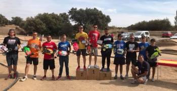 Juan Carlos Canas consigue el título de Campeón de España 1/8 TT-E 2017