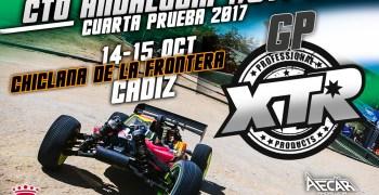 14 y 15 de Octubre - Cuarta prueba del Campeonato de Andalucía 1/8 TT Gas. Chiclana.