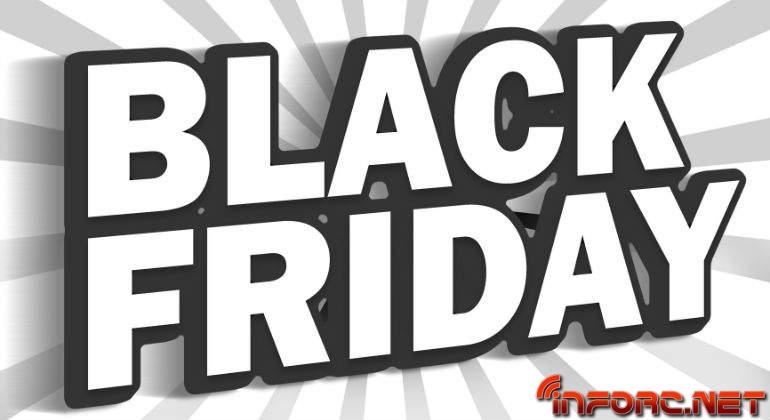 Black Friday en ¡No te pierdas las ofertas de