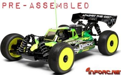 Black Friday en JQ Racing - Llevate tu Black edition...¡con motor y servos!