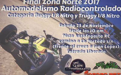 Chile - Final Campeonato Zona Norte 1/8 TT