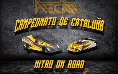 En 2018 tendremos Campeonato de Aecar Cataluña Nitro On Road