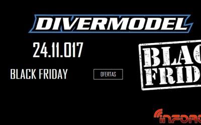 Black Friday en Divermodel - Super ofertas en unidades muy limitadas ¡No te las pierdas!