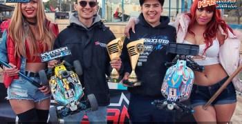 Riccardo Berton y Davide Ongaro, ganadores de la primera KRacing Winter Edition La Nucia