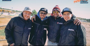 Ongaro, Batlle, Zanchettin y Baldo, marcando el ritmo en la Q1 de la Winter Edition