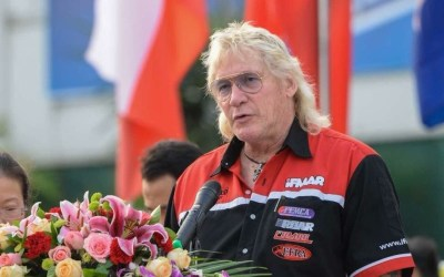 Fallece Dallas Mathiesen, presidente de IFMAR