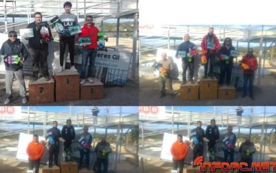 Resultados cuarta prueba Provincial de Castellon 1/8 TT nitro y electrico