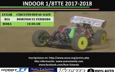 25 de Febrero, cuarta prueba del segundo Campeonato Social de Euskadi
