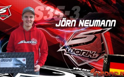 Jorn Neumann, nuevo piloto oficial de SWorkz