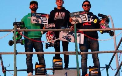 Juan Carlos Canas gana la primera prueba del Campeonato de Andalucía 1/8 TT Gas 2018