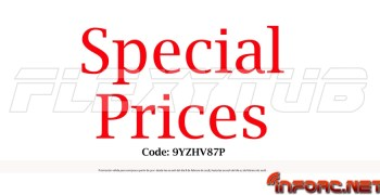 Precios especiales en Flexytub hasta el 12 de Febrero