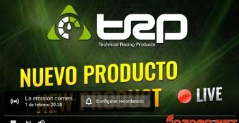 Video en directo - TRP Presenta un nuevo producto innovador para el RC