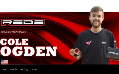 Cole Ogden continua con REDS Racing