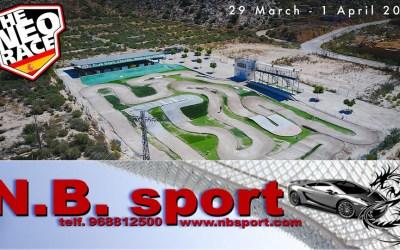 NB Sport estará presente en la Neo 18 dando soporte a sus pilotos