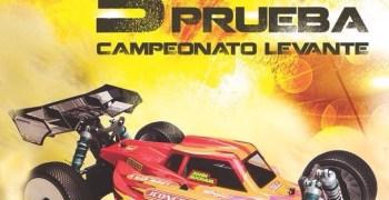 8 de Abril - Quinta prueba Campeonato del Levante 1/8 TT-E en La Nucia