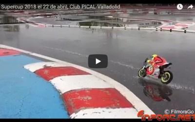 Resultados y video - Tercera prueba Campeonato motos SBK 1/5 en Pical