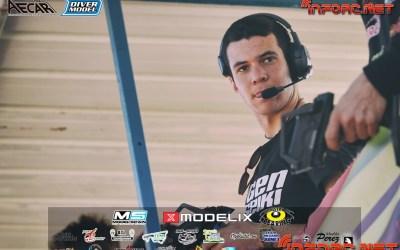 Juan Carlos Canas gana la segunda prueba del Campeonato de España 1/8 TT Eléctrico
