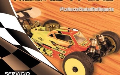 24 de Junio - 6ª Prueba Campeonato del Levante 1/8 TT Gas
