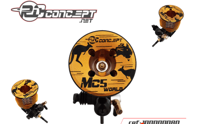 RC Concept presenta el MC5 World