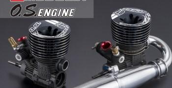 OS Engines, distribuida para España por Modelix Racing