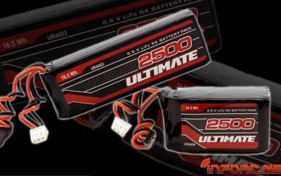 Modelix Racing presenta su nueva gama de baterías Ultimate LiFe, NiMh y grafeno