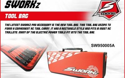 SWorkz presenta su nuevo estuche de herramientas