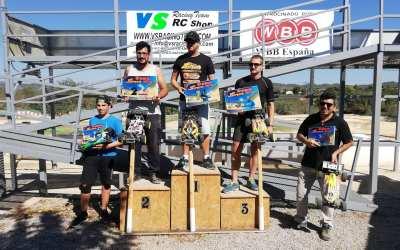 Clasificación final Copa Serpent 1/8 TT-E by Bumpers BRP