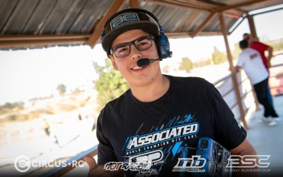 Davide Ongaro se lleva la Buggy Summer Camp 2018 by Hot Race
