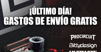 ¡Último día de ofertas en Big Bang Hobbies!