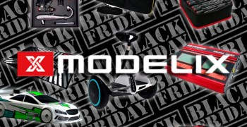 Black Friday en productos Modelix Racing ¡Ya en tu tienda habitual!