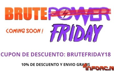 Brute Friday en Brute Power