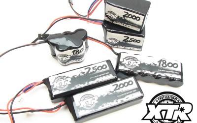 XTR Racing presenta su nueva gama de baterías de receptor