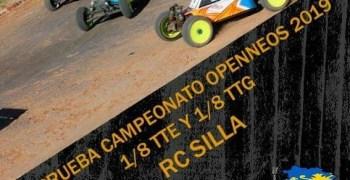 10 de Febrero - Primera prueba del Campeonato Open Neos en RC Silla