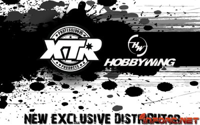 XTR Racing, nuevo distribuidor exclusivo de Hobbywing