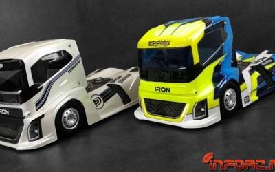 Carrocerías de camión Iron de Bittydesign, ya disponibles en Tracker