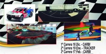 2 de Marzo - 4ª y ultima prueba III Cto. de Euskadi Indoor 1/10TT