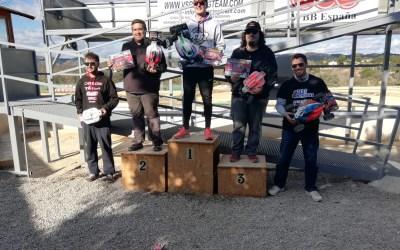 Resutados de la cuarta prueba del Provincial de Castellon 1/8 TT electrico 2019