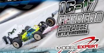 16 y 17 de Febrero - Comienza el Campeonato de Andalucia 1/8 y 1/10 eléctrico en San Jose