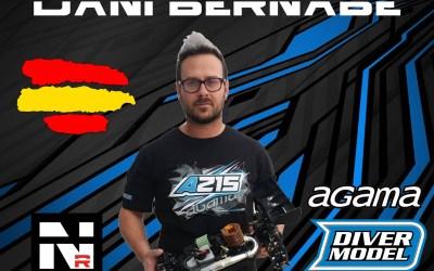 Dani Bernabe ficha por Agama para 2019
