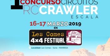 Este finde, Modelspain en Les Comes 4x4 Festival promocionando el RC